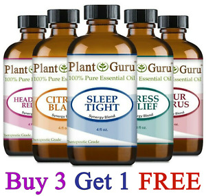 Essential Oil Blends 100% Pure Natural Therapeutic Grade For Diffuser and Skin