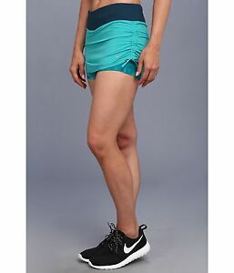 NWT Nike Women's Rival Running Skirt with Built-in Shorts Size 2XL Long Version