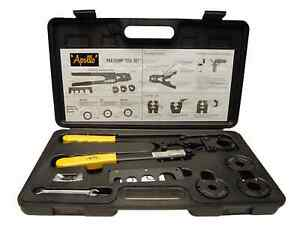 pex crimping tool kit lowes stores for sale pex tools. Black Bedroom Furniture Sets. Home Design Ideas