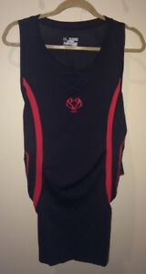 UNDER ARMOUR MPZ Gameday Padded Basketball Compression Tank BLACK NEW Men XL 3XL