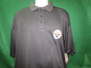 Pittsburgh Steelers Big Men's Dry Fit Polo Shirt 2234