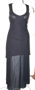 Dorin Frankfurt Israel designer Evening Dress 2 Piece. Medium Large 12 14