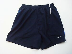 Nike Plus Fit Dry Underwear Shorts Size Large Men's Navy T95