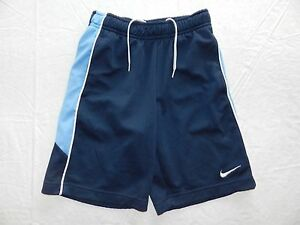 BOYS athletic sport SHORTS = NIKE DRY FIT = SIZE SMALL = WH47