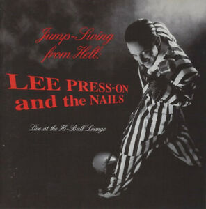 Lee Press-On & The Nails (LPN) - Jump-Swing from Hell - CD