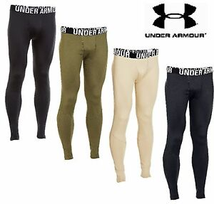 Under Armour Infrared ColdGear Leggings - UA Mens Tactical Fitted Base Pants