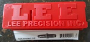 Lee Universal Depriming and Decapping Die 90292 Factory New