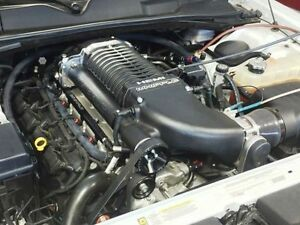 Hemi 5.7L Challenger Charger 11-18 Whipple Supercharger Intercooled System Tuner