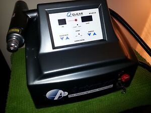 Astanza Revolution Q-Switched Nd:YAG Tattoo Removal Laser
