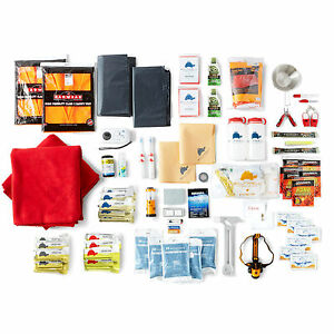 72 hour Emergency Kit and First Aid - All the essentials for a prepareness plan