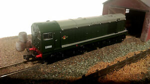 bachmann graham farish class 20 dcc fitted blue