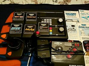system 2 controllers 5 games plus extras untested