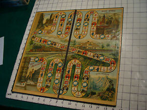 early mcloughlin phoebe snow game board only