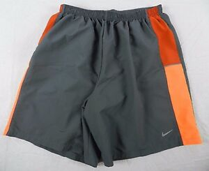 MENS comfort athletic sport SHORTS wbriefs =NIKE dry fit = SIZE MEDIUM = KN35