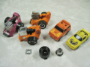 vintage lot of kenner and cpg ssp cars and