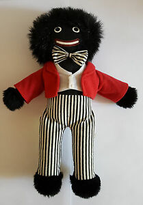 vintage mr gollywog doll made by embrace 12