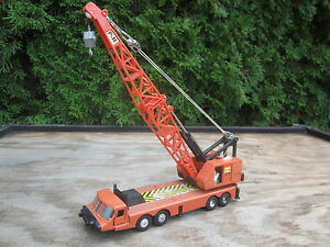 rare diapet fuso low boy k 1300 p h crane