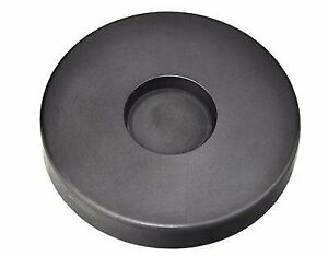 3 oz Troy Round Silver Graphite Ingot Coin Mold Melting Casting Refining Metal