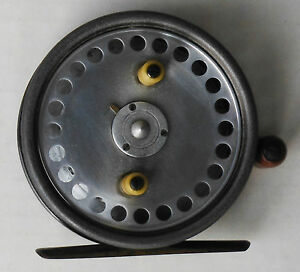 "Rare Vintage Hardy 3 ¼"" Silex No. 2 Minor Reel Circa 192122"