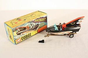 corgi toys 107 and trailer with coupling