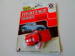 1985 road champs diecast heritage series