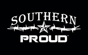 Southern Proud window cracker Decal sticker life florida confederate $3.99