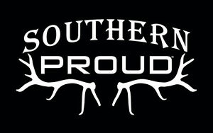 Southern Proud window Decal south life florida confederate sticker rebel $3.99