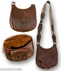 High Quality Pouch Woodland Beaver tail Possibles Bag
