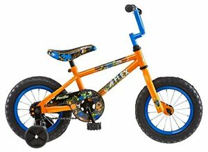New Sporting Goods Bicycle Kids OutDoor Pacific Boy's Flex Bicycle Orange