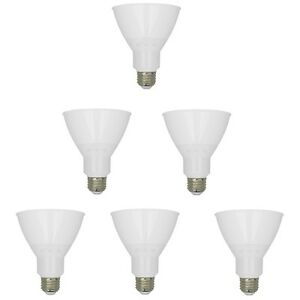 Long Neck PAR30 LED Light Bulbs 11W 3000K Soft White E26 UL Listed(2/4/6/8 Pack)