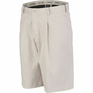 Nike Pleated Men's Golf Shorts Style 683059-072 MSRP $72