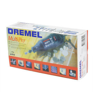 Dremel MultiPro Electric Grinder Rotary Tool 5 Variable Speed Drill 110V 220V