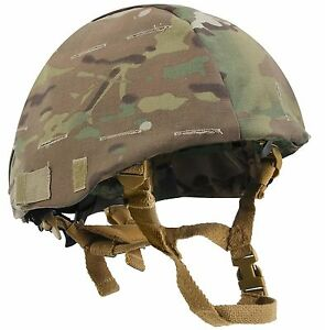 MultiCam Camo Helmet Cover Military Tactical Fits MICH Communication Helmets