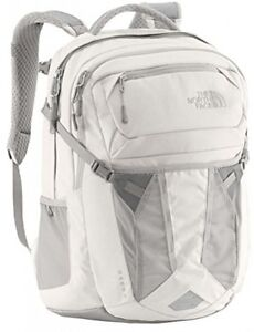 The North Face Womens Recon Backpack (Vaporous Grey HeatherMetallic Silver)