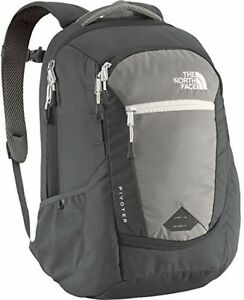 The North Face Pivoter Backpack (Zinc GreyVaporous Grey)