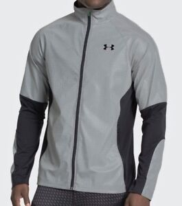 UNDER ARMOUR Infrared Tech Reflective Flash Training Running Jacket NEW Mens 2XL