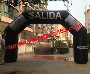 Inflatable Arch Advertising Sales Promotion Arch 20ft wide with blower