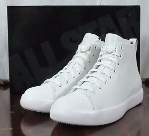 CONVERSE ALL STAR MODERN X HTM NIKELAB WHITE LIMITED SIZE 7.5 ~ 13 WReceipt