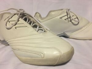 Adidas T-Mac 2 All-White NBA Basketball Orlando Magic- 100% Authentic RARE