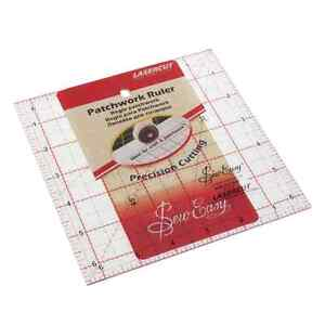 Wide Range of Sew Easy Patchwork and Quilting Rulers Different Shapes and Sizes GBP 7.39