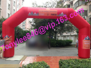23ft Customs Inflatable Arch with logo & blowerinflatable archwaysFree Design