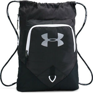 Under Armour Undeniable Sackpack Mens Bag Gym - Black One Size