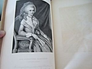 1859 AMERICAN SOCIETY IN THE DAYS of WASHINGTON 25 antique PORTRAITS $40.00