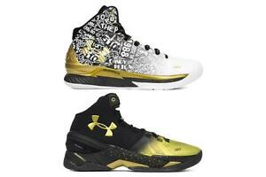 Under Armour Curry Back 2 Back MVP Pack in BlackMetallic Gold
