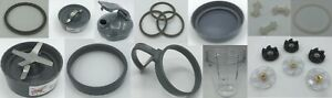 Replacement Part,Compatible with Nutribullet,Gasket,Blade,Jar,Gear,Flip ,Cup,Lid