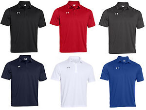 Under Armour Rival Polo 1246240 - FREE SHIPPING