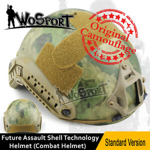 Tactical Military Army Airsoft Paintball CS Combat EMERSON MH Type FAST Helmet