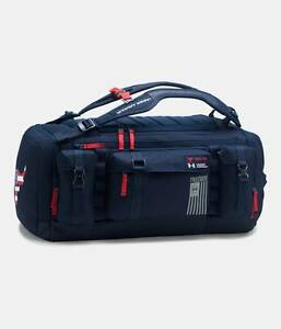 Under Armour UA x Project Rock Freedom Range Duffle Mens Bag