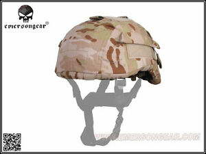 Emerson Gear Helmet Cover For MICH 2001 (Multicam Arid) EM9225AD01