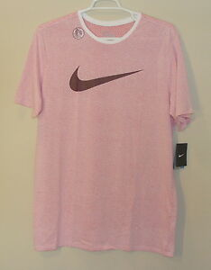 NWT Nike Men's Dri-Fit Pebbled AOP Big & Tall T Shirt Tee Size L XL 2XL 3XL